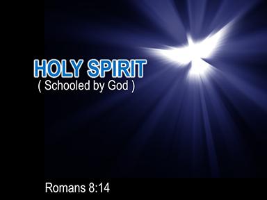 Spirit-schooled