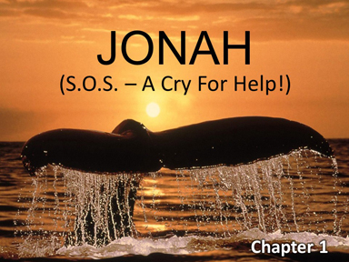 jonah-SOS-a-cry-for-help
