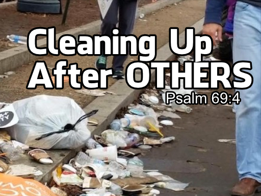 Cleaning-Up-After-Others